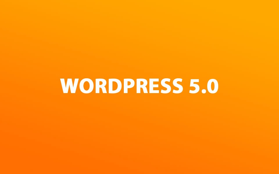 WordPress 5.0 - when will it be? A-support.dk