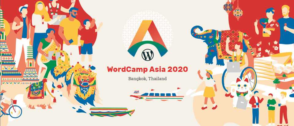 WordCamp Asia 2020 is canceled. a-support.dk