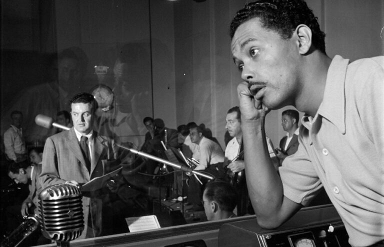 Billy Eckstine - a-support jazz blog