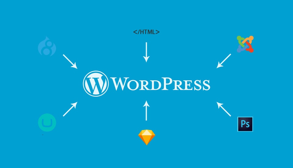 Conversion to WordPress - a-support